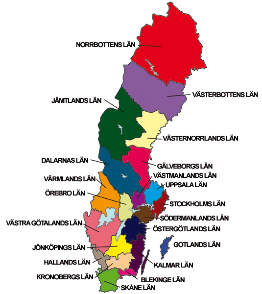 Blekinge guide - En till Gota Media Guides-webbplatser